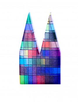 *Einzelstück* Motiv-Einsatz Mosaik Special.